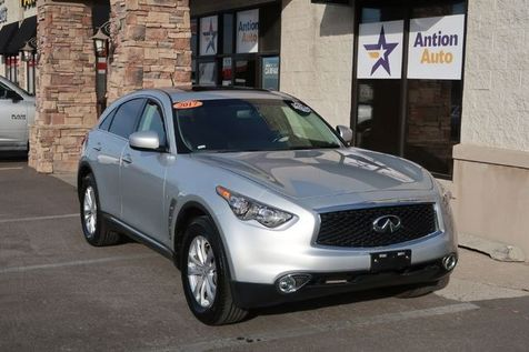 2017 Infiniti QX70 Base | Bountiful, UT | Antion Auto in Bountiful, UT