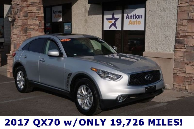 2017 Infiniti QX70 Base | Bountiful, UT | Antion Auto in Bountiful UT