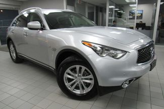 2017 Infiniti QX70 Chicago, Illinois 1
