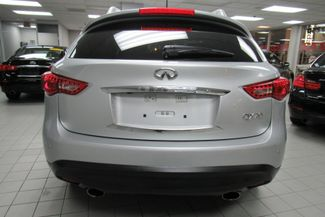 2017 Infiniti QX70 Chicago, Illinois 11