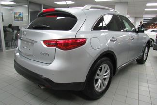 2017 Infiniti QX70 Chicago, Illinois 12