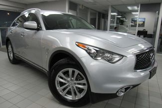 2017 Infiniti QX70 Chicago, Illinois 0