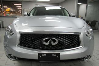 2017 Infiniti QX70 Chicago, Illinois 3