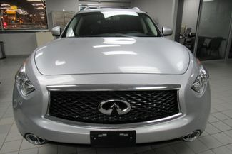 2017 Infiniti QX70 Chicago, Illinois 4