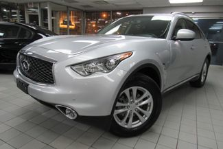 2017 Infiniti QX70 Chicago, Illinois 5
