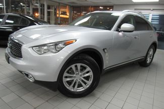 2017 Infiniti QX70 Chicago, Illinois 6