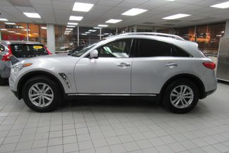 2017 Infiniti QX70 Chicago, Illinois 8