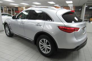 2017 Infiniti QX70 Chicago, Illinois 9