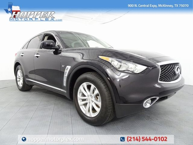 2017 Infiniti QX70 Base in McKinney, Texas 75070