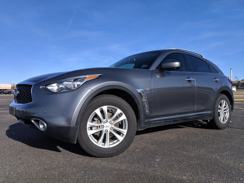 2017 Infiniti QX70   Fultons Used Cars Inc  in , Colorado