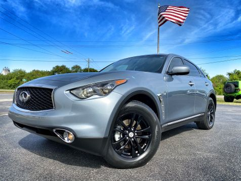 2017 Infiniti QX70 QX70 CARFAX CERT CLEAN 1 OWNER  in , Florida