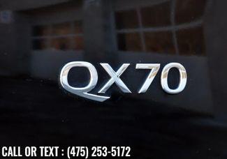 2017 Infiniti QX70 AWD Waterbury, Connecticut 12