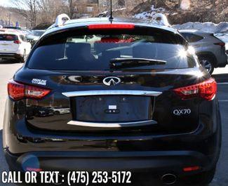 2017 Infiniti QX70 AWD Waterbury, Connecticut 3