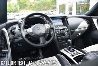 2017 Infiniti QX70 AWD Waterbury, Connecticut 16
