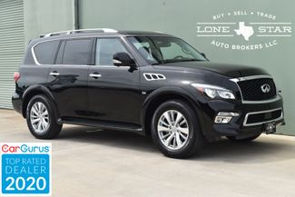 2017 Infiniti QX80 Base | Arlington, TX | Lone Star Auto Brokers, LLC-[ 2 ]