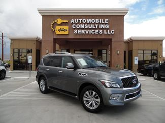 2017 Infiniti QX80 in Bullhead City, AZ 86442-6452
