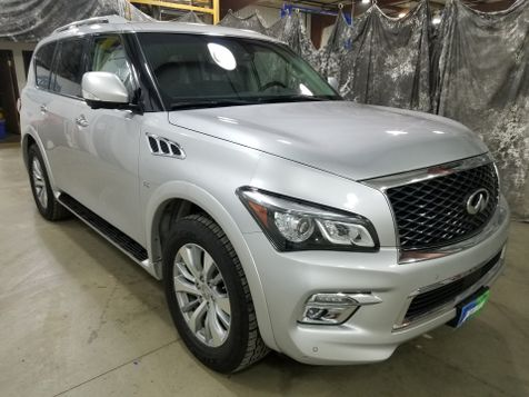 2017 Infiniti QX80 AWD Limited in Dickinson, ND
