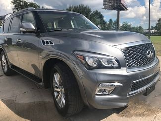 2017 Infiniti QX80   city Louisiana  Billy Navarre Certified  in Lake Charles, Louisiana