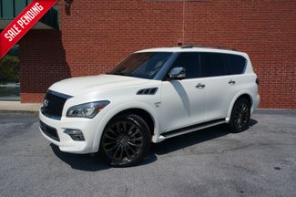 2017 Infiniti QX80 Limited in Loganville, Georgia 30052