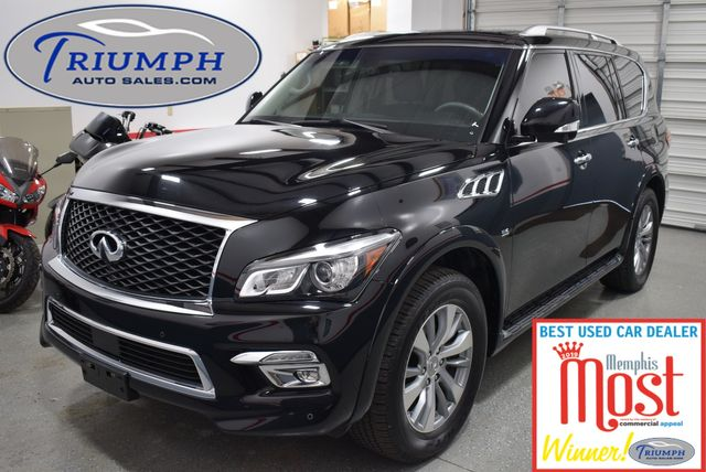 2017 Infiniti QX80 AWD in Memphis, TN 38128