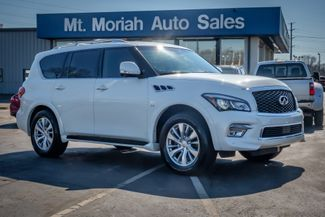 2017 Infiniti QX80 Base in Memphis, Tennessee 38115