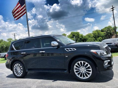 2017 Infiniti QX80 LIMITED TECH THEATER DRIVERS ASST 22