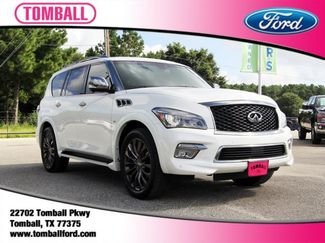 2017 Infiniti QX80 Limited in Tomball, TX 77375
