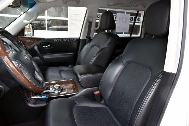 2017 Infiniti QX80 Limited Waterbury, Connecticut 21