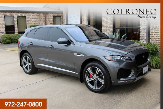 2017 Jaguar F-PACE S in Addison, TX 75001