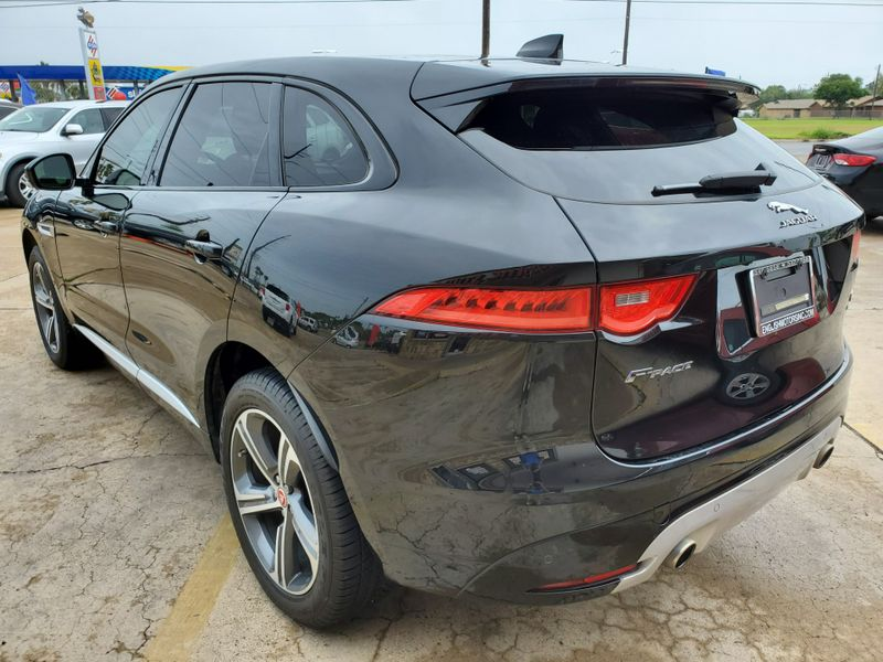 2017 Jaguar F-PACE S  Brownsville TX  English Motors  in Brownsville, TX