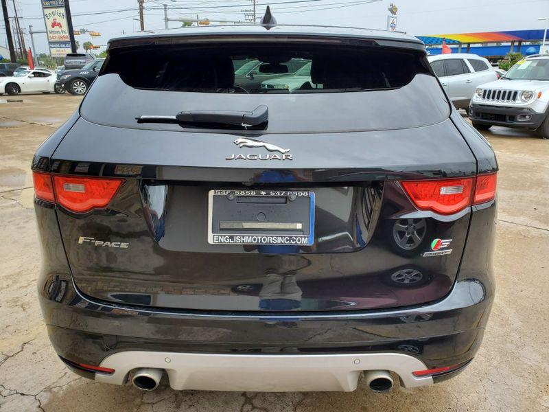 2017 Jaguar F-PACE S  Brownsville TX  English Motors  in Brownsville, TX