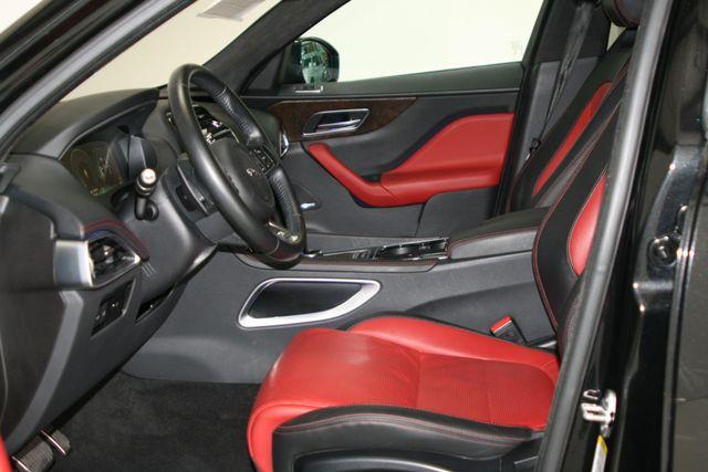 2017 Jaguar F-PACE 35t R-Sport Houston, Texas 17