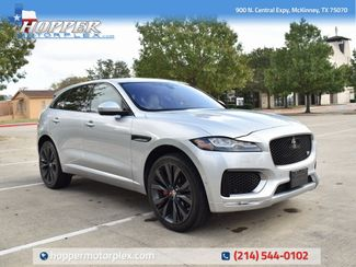 2017 Jaguar F-PACE First Edition in McKinney, Texas 75070