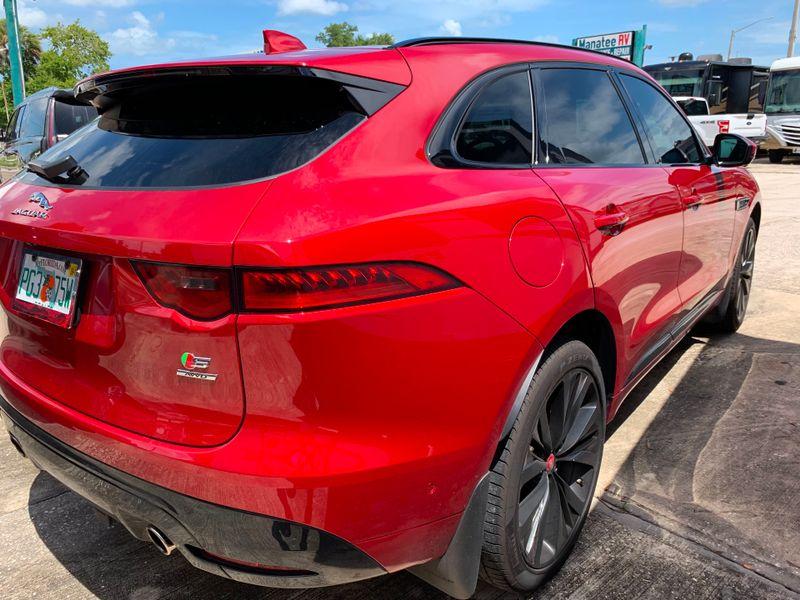 2017 Jaguar F-PACE S  city FL  Manatee RV  in Palmetto, FL