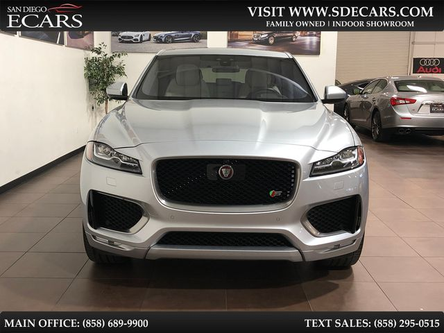 2017 Jaguar F-PACE First Edition in San Diego, CA 92126