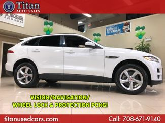 2017 Jaguar F-PACE 35t Premium in Worth, IL 60482