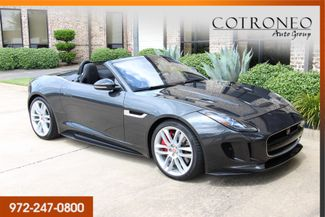 2017 Jaguar F-TYPE R Convertible AWD in Addison, TX 75001