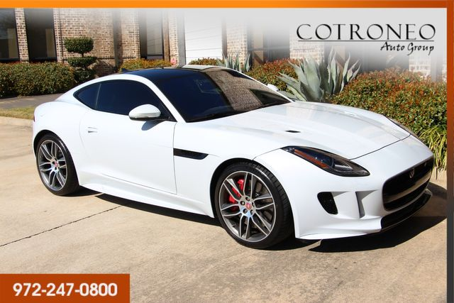 2017 Jaguar F-TYPE R AWD Coupe in Addison, TX 75001