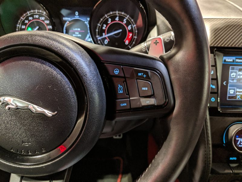 2017 Jaguar F-TYPE SVR  Lake Forest IL  Executive Motor Carz  in Lake Forest, IL
