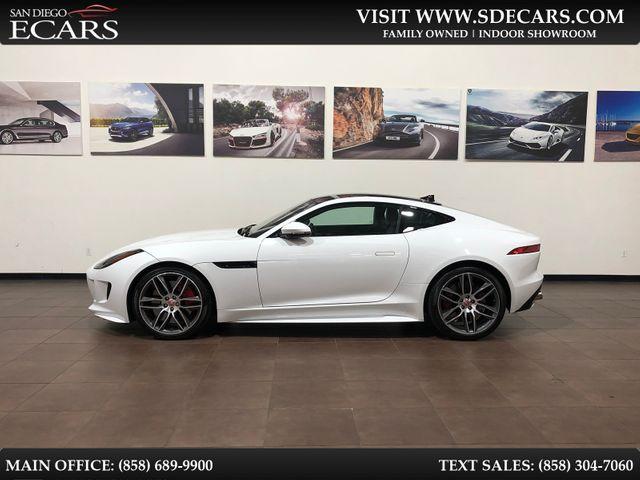 2017 Jaguar F-TYPE R in San Diego, CA 92126