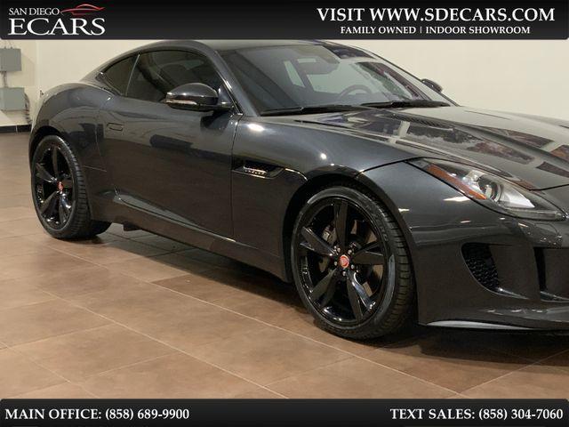 2017 Jaguar F-TYPE in San Diego, CA 92126
