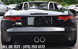 2017 Jaguar F-TYPE Convertible 2D Premium 3.0L V6 Supercharg Waterbury, Connecticut 4
