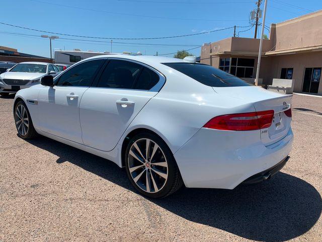 2017 Jaguar XE 25t PRESTIGE FULL MANUFACTURER WARRANTY Mesa, Arizona 2