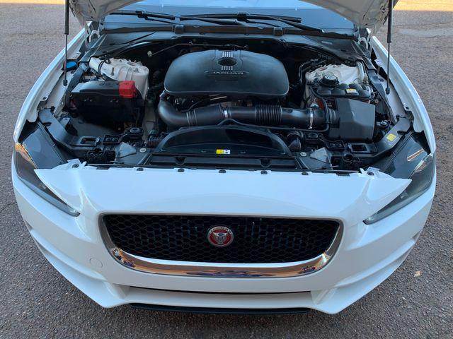2017 Jaguar XE 25t PRESTIGE FULL MANUFACTURER WARRANTY Mesa, Arizona 8