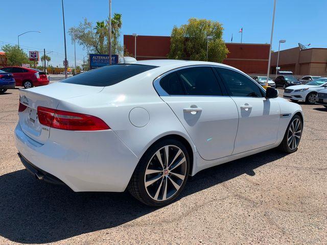 2017 Jaguar XE 25t PRESTIGE FULL MANUFACTURER WARRANTY Mesa, Arizona 4