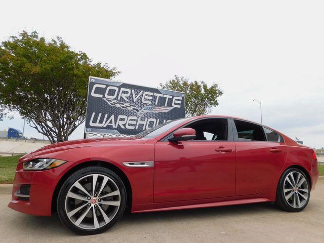 2017 Jaguar XE 35t R-Sport Auto, NAV, Sunroof, Alloy Wheels 40k