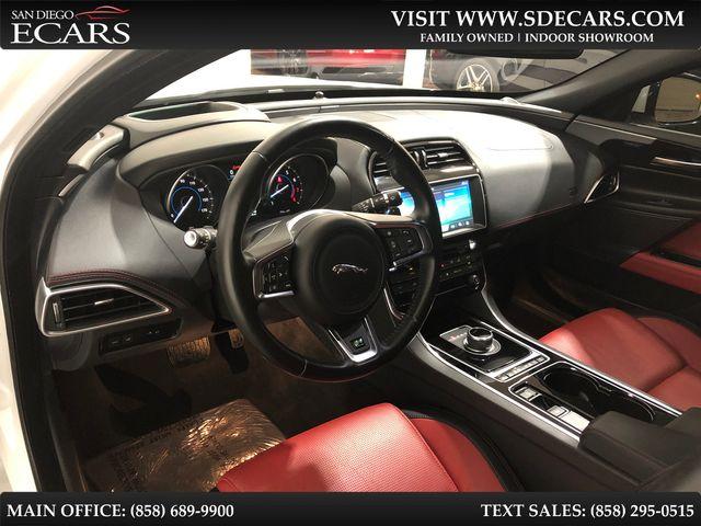 2017 Jaguar XE 35t R-Sport in San Diego, CA 92126