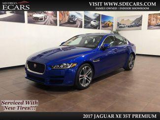 2017 Jaguar XE 35t Premium in San Diego, CA 92126