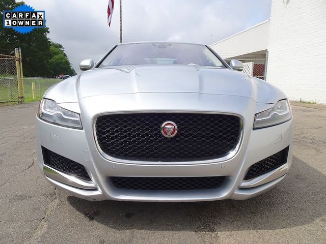 2017 Jaguar XF 35t Premium Madison, NC 7
