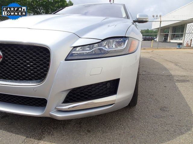 2017 Jaguar XF 35t Premium Madison, NC 9